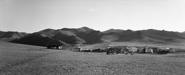 Mongolia (Mongol uls), 1997. Photograph by Lois Conner